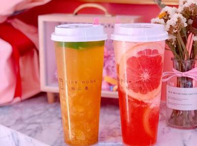 桃二熹奶茶加盟品牌