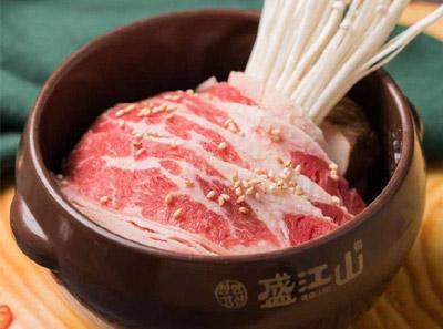 盛江山自助烤肉连锁品牌