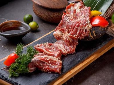 盛江山自助烤肉加盟品牌