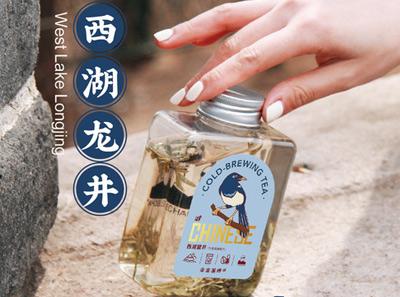 LELECHA乐乐茶饮连锁品牌展示