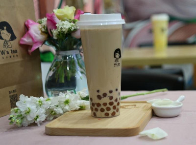 王小姐的茶