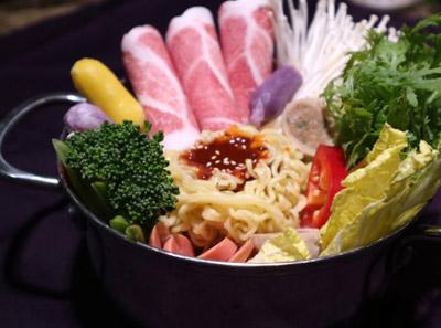 水煎肉加盟菜品