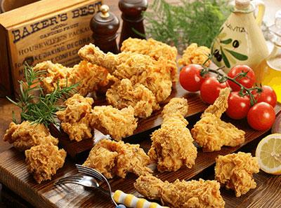 本宫的鸡加盟菜品