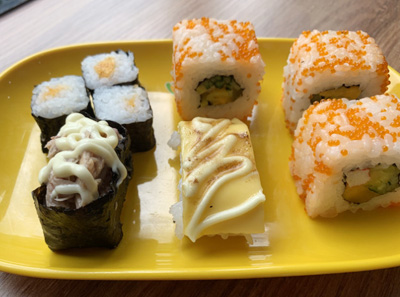 禾珍寿司加盟