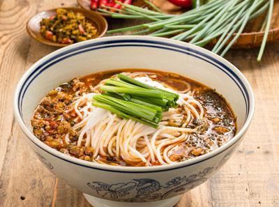 米线加盟菜品