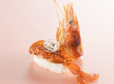 寿司加盟菜品