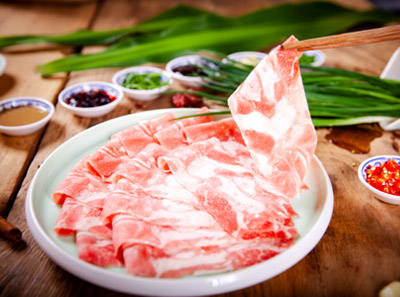 胡毛肚重庆火锅加盟菜品