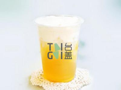 台盖奶茶加盟