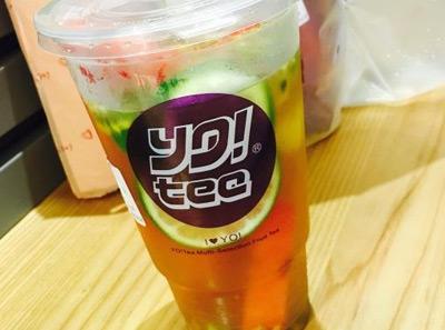 yotea有茶加盟