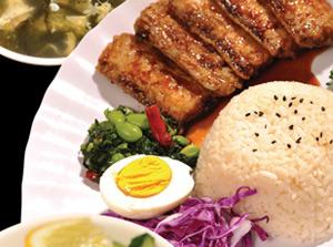 刘秀牛肉面菜品
