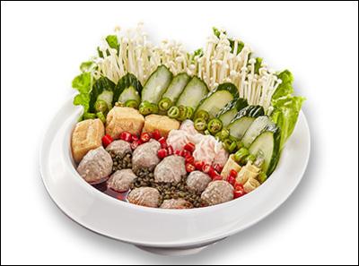 辣巴客加盟菜品