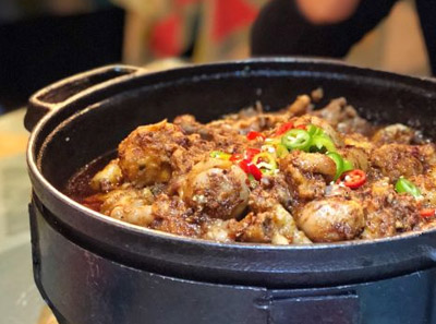 芋儿鸡加盟菜品