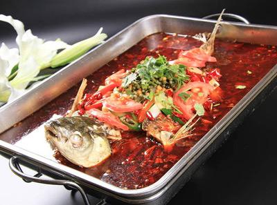 渔飘飘纸上烤鱼加盟菜品