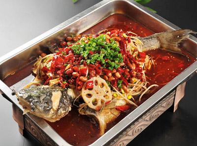 渔飘飘纸上烤鱼加盟