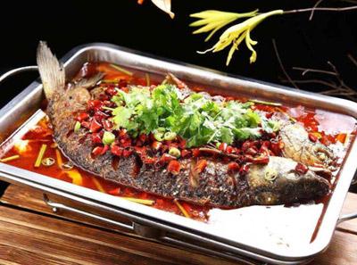 渔飘飘纸上烤鱼加盟品牌