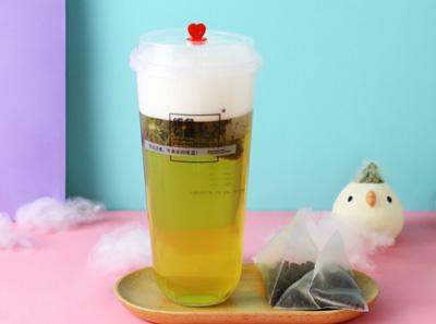 银色星座奶茶加盟饮品