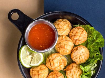 炸鸡小吃加盟菜品