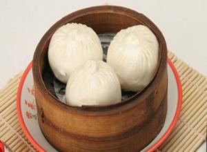 永和豆浆野菌素菜包