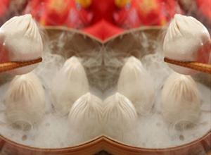 永和豆浆台式小笼包