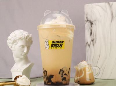 超级喵的茶加盟饮品