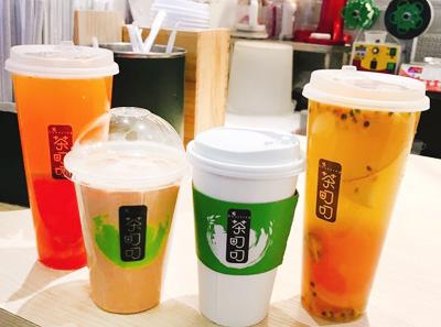 茶町叮奶茶加盟饮品