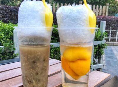 长征刨冰加盟饮品