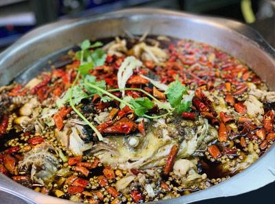 大味美蛙鱼头加盟菜品