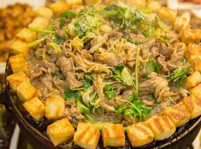 刘记炙子烤肉加盟品牌