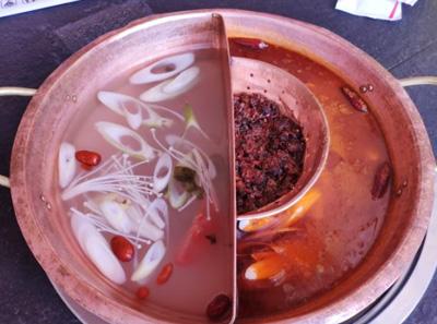 蜀娃子火锅加盟菜品