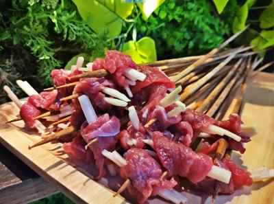 胡格格串串火锅加盟菜品