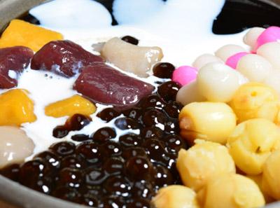 森山仙草甜品加盟品牌
