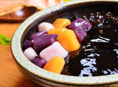 森山仙草甜品