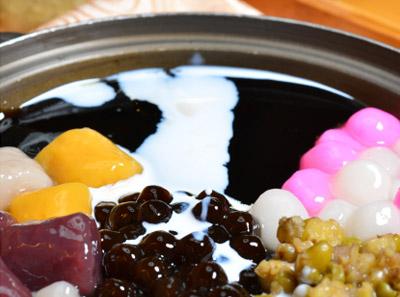 森山仙草甜品加盟