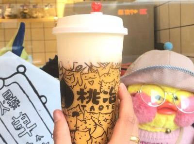 桃冶奶茶加盟品牌