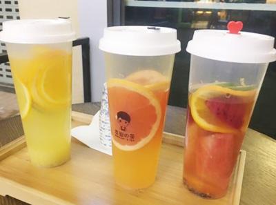 本仙的茶加盟饮品