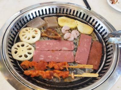 火上芭蕾韩式自助烤肉