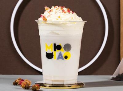 茶喵喵奶茶加盟品牌
