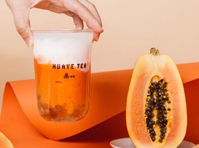 画叶茶饮加盟品牌