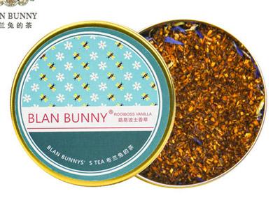 布兰兔的茶品牌
