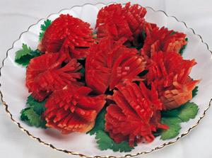 小红牛火锅菜品