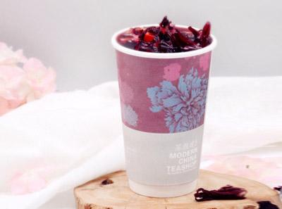 茶颜观色加盟饮品