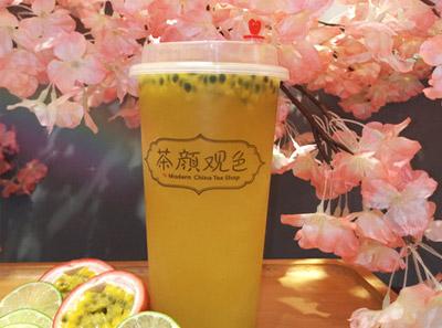茶颜观色加盟品牌