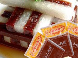 味优特红茶山楂糕
