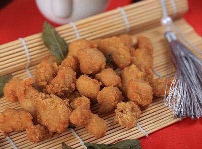 库桥炸鸡加盟菜品