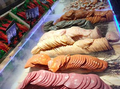 韩烧烧烤涮自助餐厅加盟