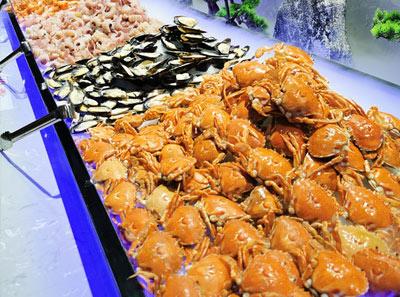 韩烧烧烤涮自助餐厅加盟菜品