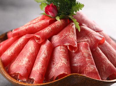 无限牛火锅烧烤食材超市加盟菜品
