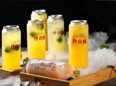 伴山城火锅集市加盟饮品
