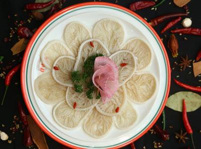 伴山城火锅集市加盟菜品