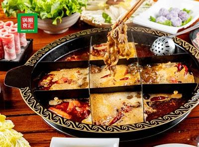 锅圈食汇加盟菜品